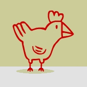 The Little Red Hen Nursery School logo